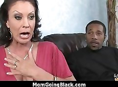 Classy mature humping a black cock with one enjoyably pawnbroker