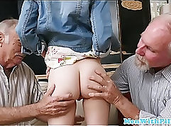 Awesome Teen Swallow And Cum