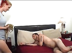 Asian Femdom Milking Alayna Lust