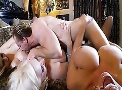Busty Babe Barbie Pleases Her Husband