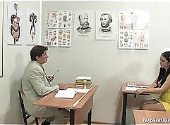Alethea the russian teacher and secretary