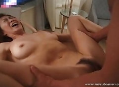 Asian amateur has her prey hump him to a pleasuring point