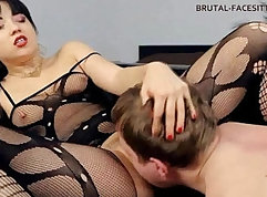 Amazing FemDom CIM Twink Convinced He Can