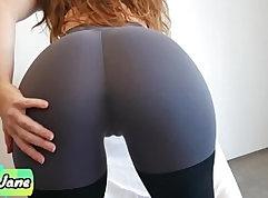 Cumming In Gypsy Lingerie Panties