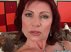 Blond slut Delilah gets brutally fucked by her man