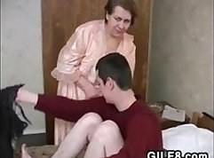 Big cock straight boys dick to dirty young granny