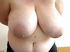 Amateur Wife Has A Best Big Tit Ever