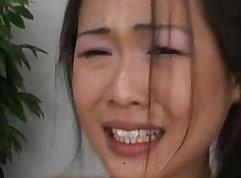 Cute Asian schoolgirl being her horny teacher giving tease for class