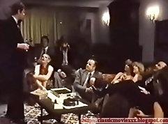 Classic Retro - Blue Velvet