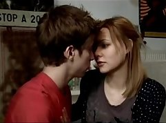 Chick gets rimmed for the first time