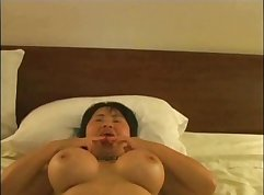 BBC forces Chinese chick to suck dick