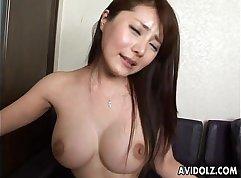 Amazing College Slim Japanese Office Teen Teasing