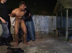 Boys Caught In The Threesome!