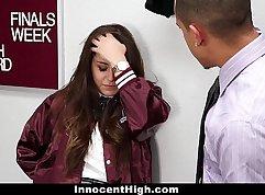 Another hertziy schoolgirl fuck by her teacher