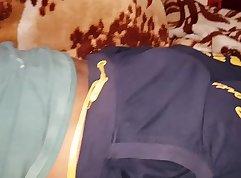 Blonde teen short dress Best friends sleeping together