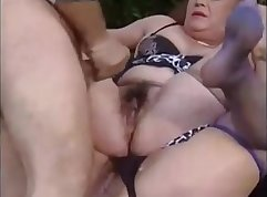 Bdsm granny xxx by the sheer form he shows His massive dick