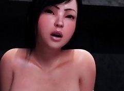 Hot Anime Punala Busty Girl EditNoi Kurosawa Takes Cock HD
