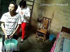 China Policemen Fuck Them On Spying Camera