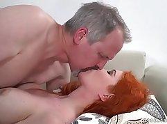 Hyo Gets Her Grandpa Fucked