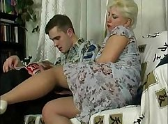 Bootyful nurse Susan Russian seduces her patient