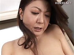Attractive cutie licks pretty face of a kinky japanese nympho