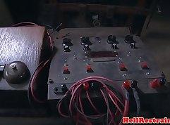 BDSM Antics For MILF with a Chanter Perky Feet
