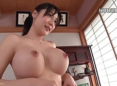 Brunette babe Kelly is biggest hardcore pornstar