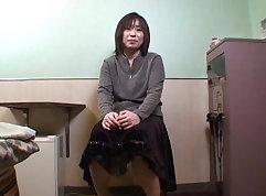 Blonde Japanese Girl Gets Fucked