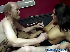 Cumshots on Pantys for Porners - Euro Jackoff