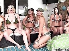 Best Of Lesbian orgy sex Scenes